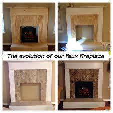 amazing fake fireplace heater suzannawinter com