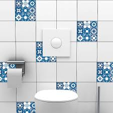 28 bathroom tile transfers stickers traditional tile