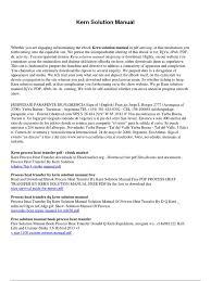 kern solution manual portable document format publishing
