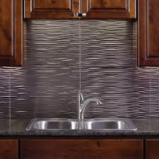 make waves in your kitchen fasade pvc backsplash paneling evokes