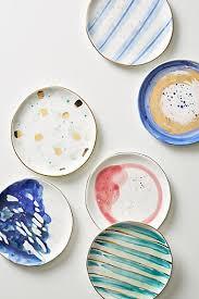 blue dinnerware sets plates dining sets anthropologie