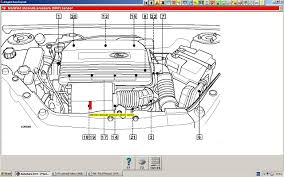 engine bay diagram fiesta wiring diagrams instruction
