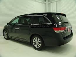 Honda Odyssey 2014 Roof Rack by 2014 Used Honda Odyssey Ex L At Sam Boswell Honda Serving