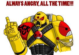 Angry Marines Meme - meet the angry marines