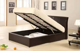 Ottoman Storage Beds Tessa Ottoman Storage Bed Faux Leather Ottoman Bed Simply Beds