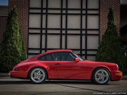 1990 porsche 911 red porsche 911 carrera 4 in indiana for sale used cars on