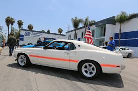 carroll shelby ford mustang 2015 carroll shelby annual tribute car 212 1969 ford mustang