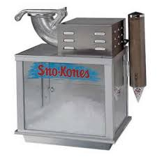 sno cone machine rental concessions yourfantasticparty everything you need for