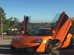 orange mclaren price 10 interesting facts about the mclaren 570s destination luxury