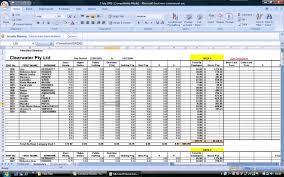 Payroll Spreadsheet Template Excel by Smart Payroll Timesheet Setup