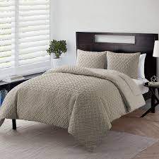 Down Alternative Comforter Sets Nina Embossed Down Alternative Comforter Set