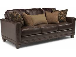 Flexsteel Leather Sofa Flexsteel Leather Sofa 1373 31
