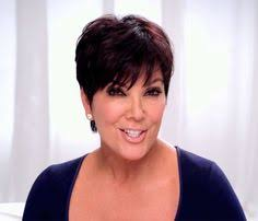kris jenner hairstyles front and back kris jenner short haircut hair pinterest kris jenner short