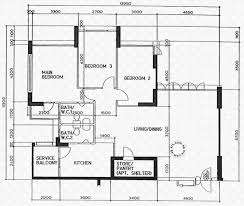 floor plans for redhill close hdb details srx property