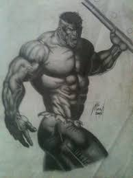 the incredible hulk rage unleashed by darth venomous on deviantart