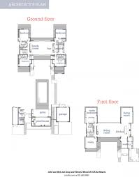 home design plans with photos pdf two storey residential house floor plan with elevation pictures of