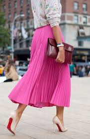 pleated skirts my favorite ways to wear a pleated skirt this summer fashiongum