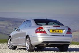 mercedes benz clk coupé 2002 2009 features equipment and