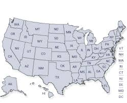 united states map with state names and time zones clipart united states map with capitals and state names
