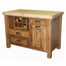 block kitchen island butcher block island cart will beautify your