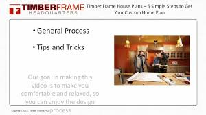 Hybrid Timber Frame Floor Plans Timber Frame House Plans 5 Simple Steps To Getting Your Own