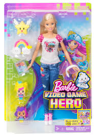 barbie video game hero barbie doll walmart com