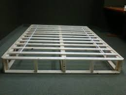easy fit box spring standard bed frame queen queen bed frames