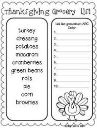 thanksgiving story bracelet freebie teacherspayteachers