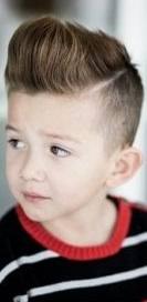 pompadour hair for kids pompadour haircut for the kids 3 pinterest pompadour
