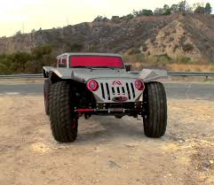 big jeep cars watch jay leno go big in this chopped custom jeep maxim