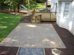 Backyard Stepping Stones by The Herrings Projects Around The House