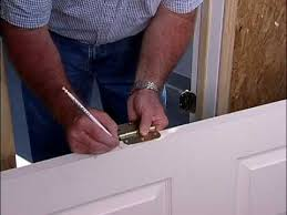 home depot interior slab doors how to install a slab door the home depot