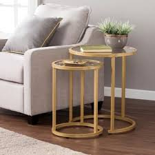 what are nesting tables nesting tables coffee console sofa end tables for less