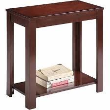Cherry End Tables Traditional Cherry Side End Table 24 Walmart