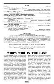 a story the musical broadway lunt fontanne theatre