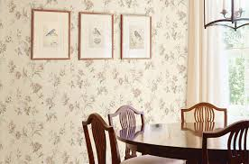 Wallpaper Designs For Dining Room Dining Room Wallpaper Dining Room Wallpaper Ideas