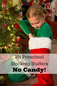101 stocking stuffers for preschoolers a cookie before dinner