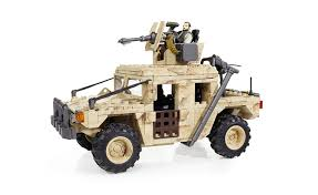mega bloks collector construction playset call of duty light