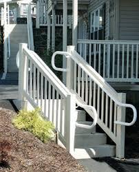 Handicap Handrail Secondary Handicap Rail