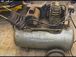 air compressor pressure switch repair youtube