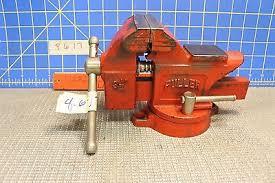 Fuller Bench Vise Columbian Bench Vise 503 1 2 M2 U2022 80 00 Picclick