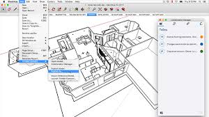trimble connect 2 0 sketchup extension warehouse