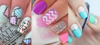 imagenes de uñas pintadas pequeñas uñas pintadas ideas para uñas cortas y largas