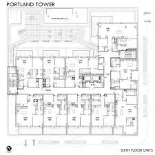 New Floor Plans Floor Plans Downtown Minneapolis Condos For Sale Portland Tower