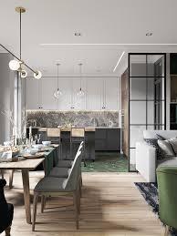 appartement feng shui un appartement en couleurs sombres à st petersbourg planete deco