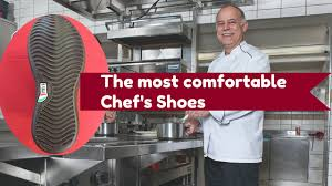 Kitchen Shoes by The Most Comfortable Work Shoes For Chefs Youtube
