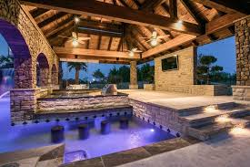 pool area fantastic multi use pool area with swim up bar built in grill and