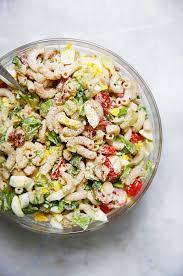 pasta salda gluten free blt pasta salad lexi u0027s clean kitchen