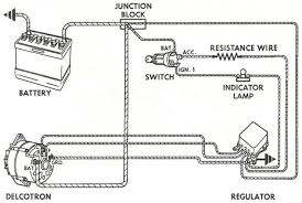 wiring diagrams for alternator 4 wire chevy u2013 readingrat net