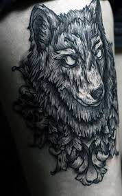 35 best wolf and lycan tattoo inspiration images on pinterest